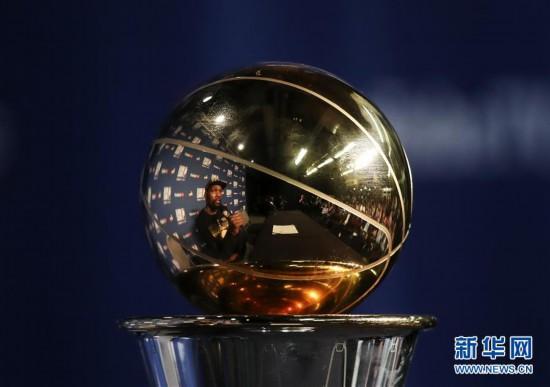 (体育)(22)篮球――NBA总决赛:勇士获得总冠军