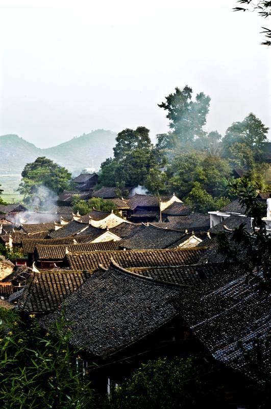 清溪古民居1