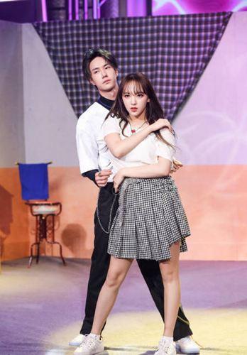 程潇王一博合作跳双人舞,这画面简直太美