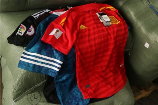 海关严打侵权护航俄罗斯足球世界杯