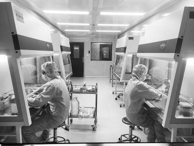 探访南京干细胞研发基地:可存放300万份干细胞