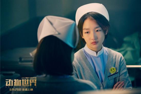 周冬雨首演小护士 与李易峰再现荧幕情侣相爱相杀【4】