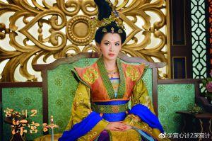 """《深宫计》中太平公主霸气""""抢戏""""44岁的陈炜终于熬出头了?,汤芳人体艺木"""