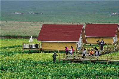 全域旅游在美丽风景里 也在美好生活中