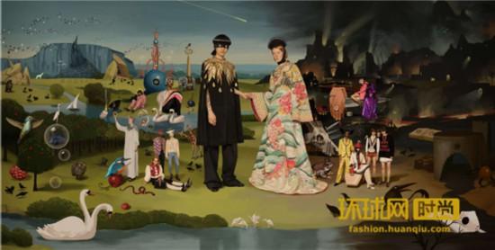 Gucci正式和LV宣战:我们要成为最大的奢侈品品牌