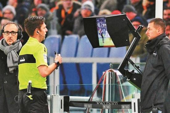 俄罗斯世界杯迎足球史上最大裁判改革