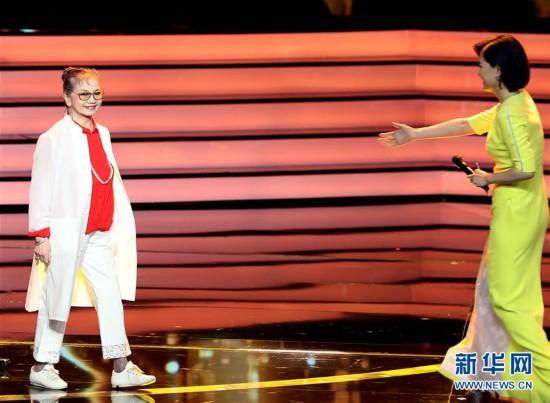 (文化)(3)纪念中国电视剧诞生60周年盛典在沪举行
