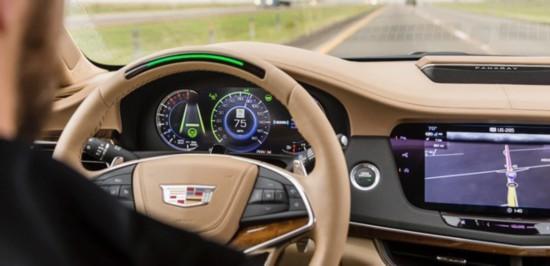 凯迪拉克超级智能驾驶系统本月即将发布
