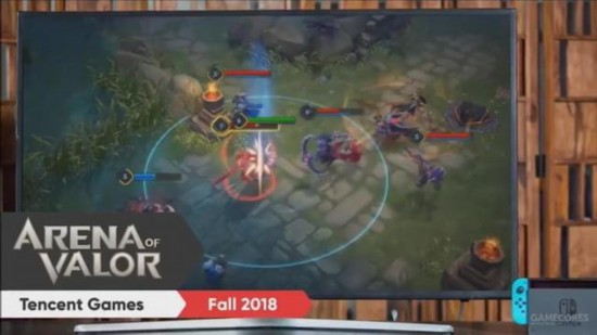 E3 2018:任天堂全员参战!明星大乱斗、火焰纹章新作公布