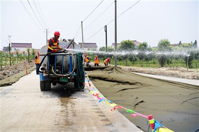 南通海安农村公路总里程达2265公里