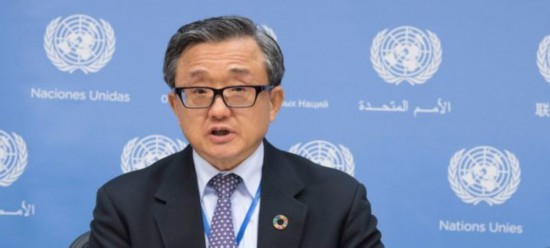 Liu Zhenmin. [File photo: un.org]