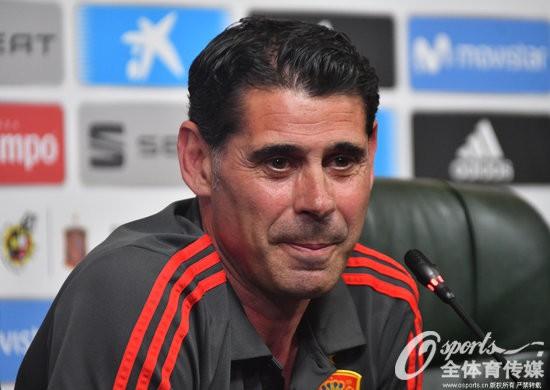 西班牙足协宣布耶罗出任新帅 带队征战世界杯