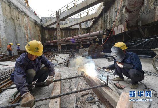 福建福州:轨道交通建设提速