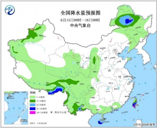 端午假期华东大部少雨天气良好 东北多雷阵雨