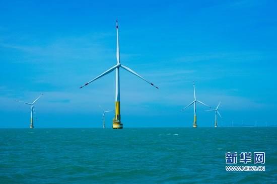 闽风能利用小时数全国第一 海上风电开发全国领先
