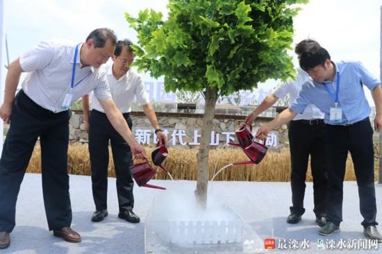 谢元:把溧水打造成长三角都市型现代农业标志区