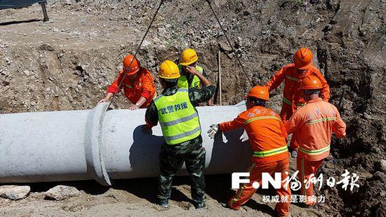 福建省普通公路防汛防台风应急演练在福州举行