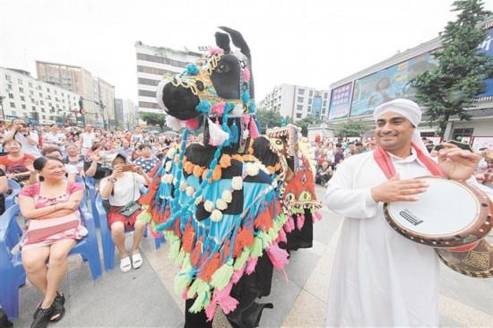 """塑造""""三城三都""""国际标识成都迎来世界顶级文化交流盛会"""