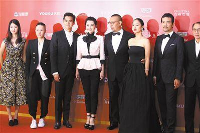 第21届上海国际电影节开幕