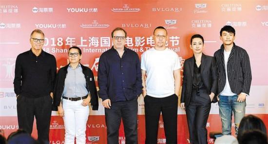 第21届上海国际电影节各评委选片标准不一