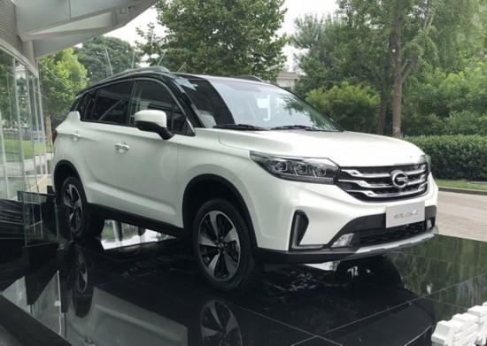 售8.98万-15.18万元 2018款广汽传祺GS4上市
