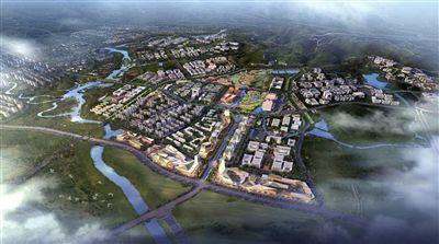 广州增城探索产城融合特色小镇发展:产业兴城 以城聚产