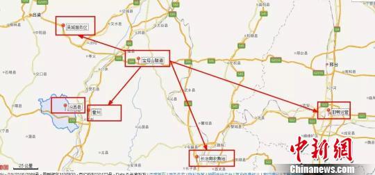 """山西警方破获""""6.5""""乙硫醇高速隧道泄漏案件(图)"""