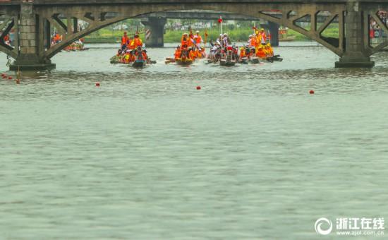 温州:龙舟竞渡庆端午布局技战术与门球在线教学图片
