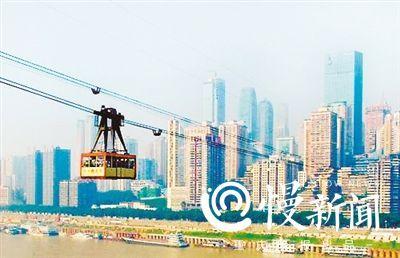 直辖21周年 来看重庆网红景点的前世今生