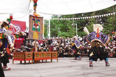 拉萨第五批市级非物质文化遗产代表性项目授牌