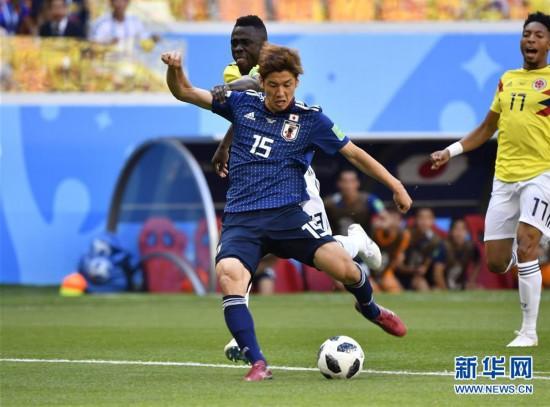 (世界杯)(4)足球――H组:日本对阵哥伦比亚