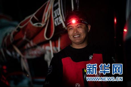 风起再扬帆 中国东风队向目标冲刺