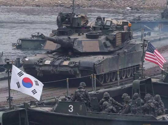 时隔28年首次!美韩两国宣布暂停8月联合军演