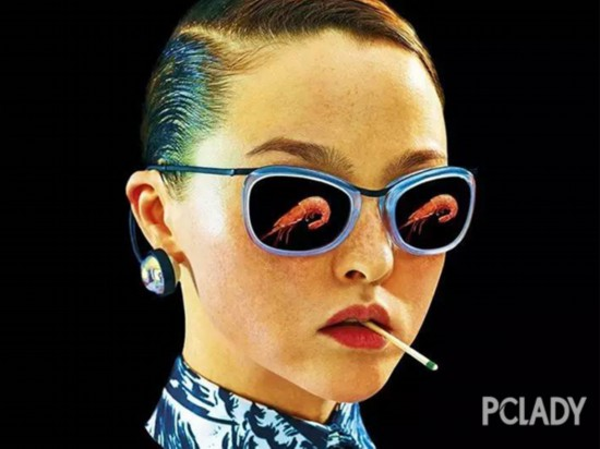 蔡徐坤腮红卷毛雀斑妆,是让你心动的人