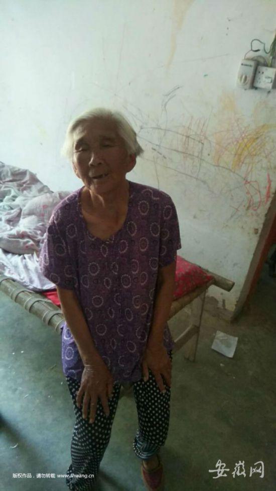 泰州八旬翁寻亲 原来妹妹在蒙城