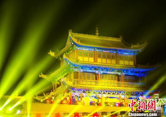 敦煌行丝绸之路旅游节开幕 52个国家和地区共商交流合作
