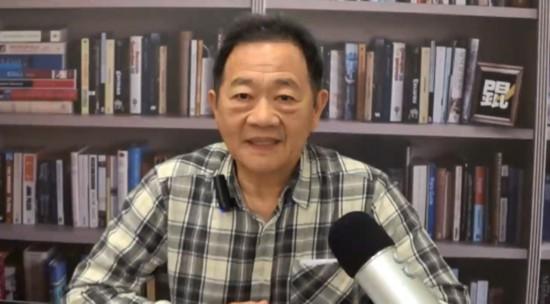 台湾大学教授李锡锟正式以无党籍身份参选台北市长