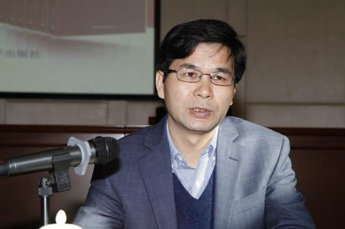 中國社會科學出版社魏長寶總編輯致辭
