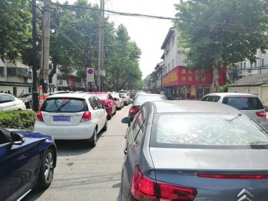 """""""停车难""""成苏州古城痛点 新增停车位是硬道理"""