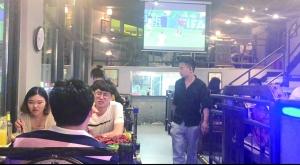 南京不少龙虾店蹭世界杯热度 生意并未更火爆