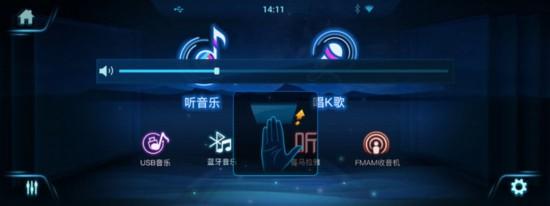 君马SEEK 5将搭智能手势交互系统  多图曝光-图2