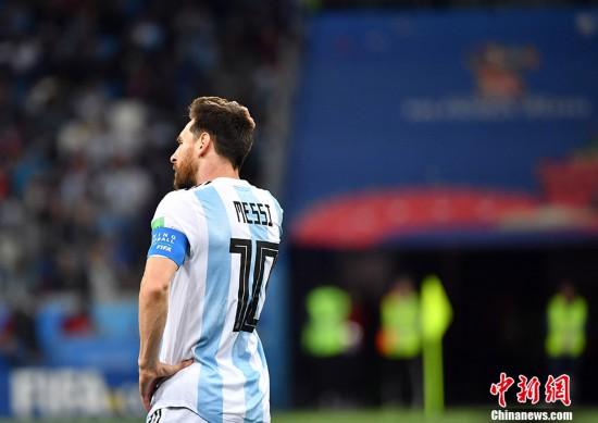 阿根廷爆冷0-3负克罗地亚 小组出线岌岌可危