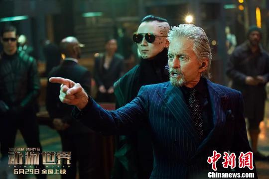 电影《动物世界》中国多地点映 多元素融合新商业类型
