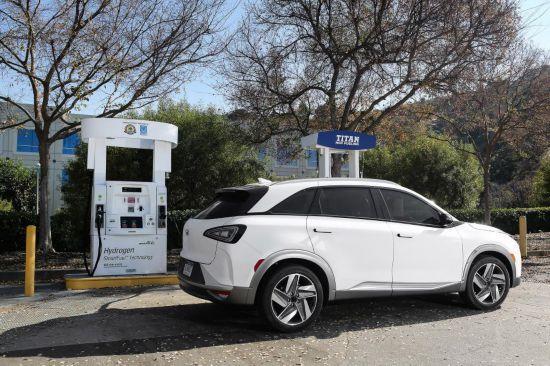 现代与奥迪合作发展氢燃料电池汽车