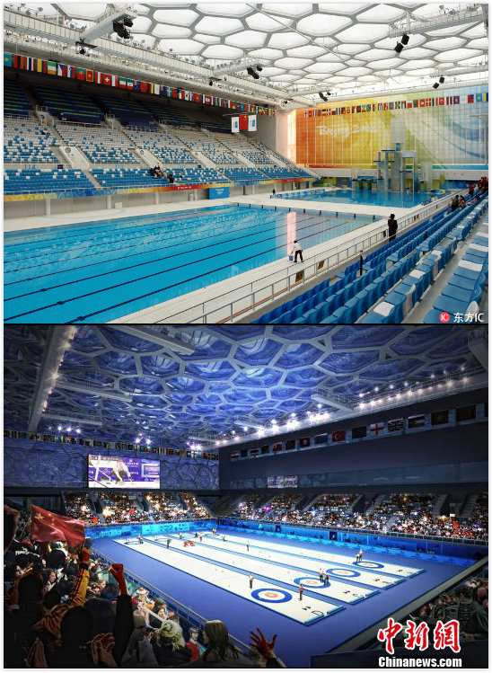 Beijing 2008 venues to shine during 2022 winter games - People s ... c9848b812c112