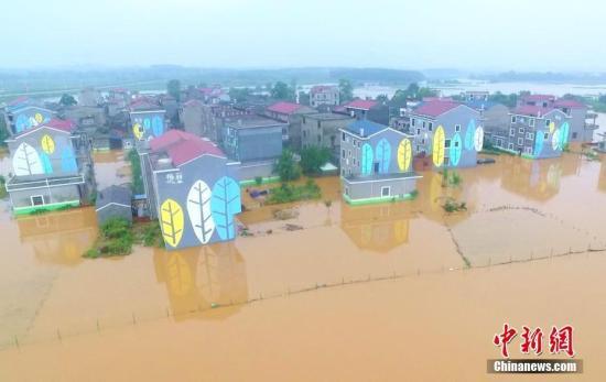气象台发布暴雨黄色预警:多省份局地有大暴雨