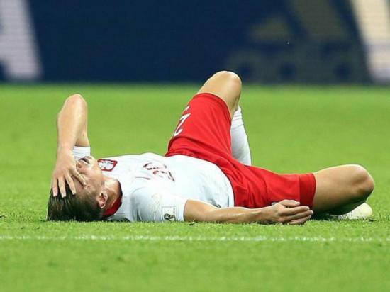 波兰成首支出局的种子队 巴拿马世界杯首球输了英格兰