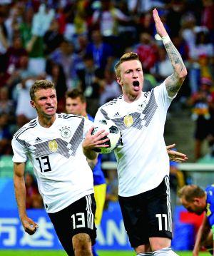 克劳琛:德国配得上胜利