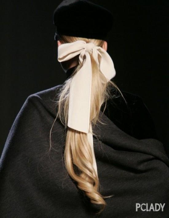 蝴蝶结拯救你的少女心,谁还不是个小公举呢