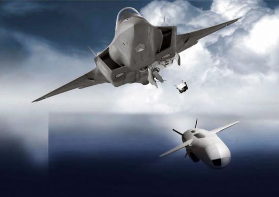 F35战机将获重要武器?JSM导弹完成飞行测试